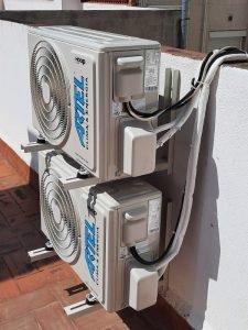 Condensadoras de aire acondicionado Artel
